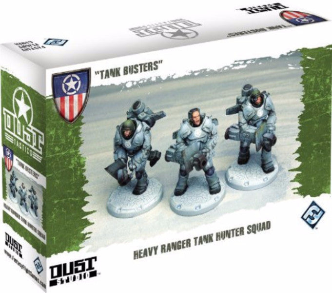 Dust Tactics: Tank Busters Fantasy Flight Games