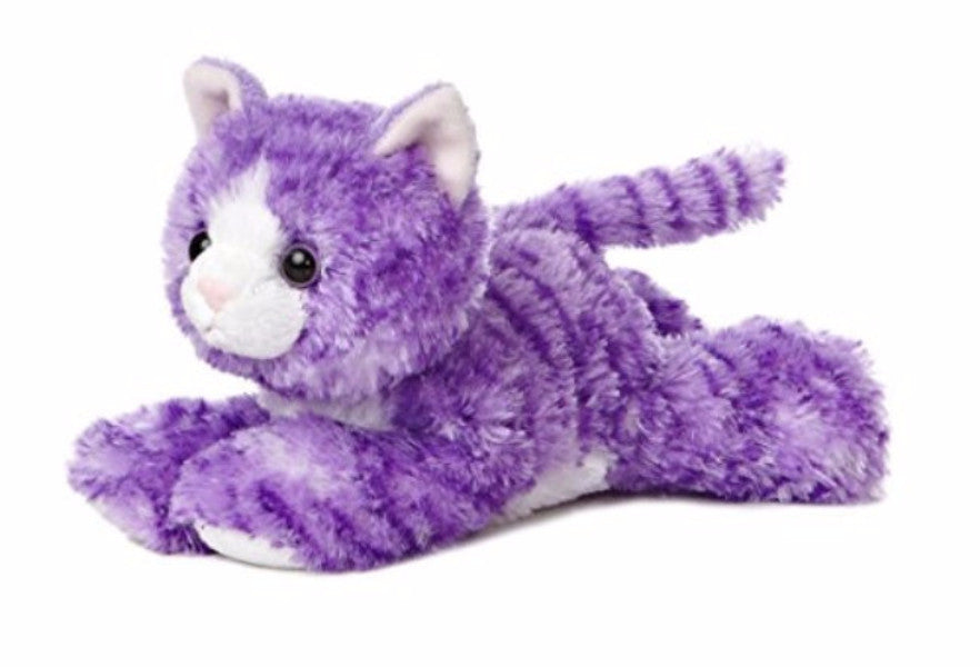 Aurora World Purple Molly Cat