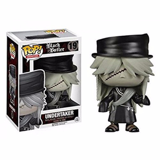 Funko POP! Animation Black Butler: Undertaker