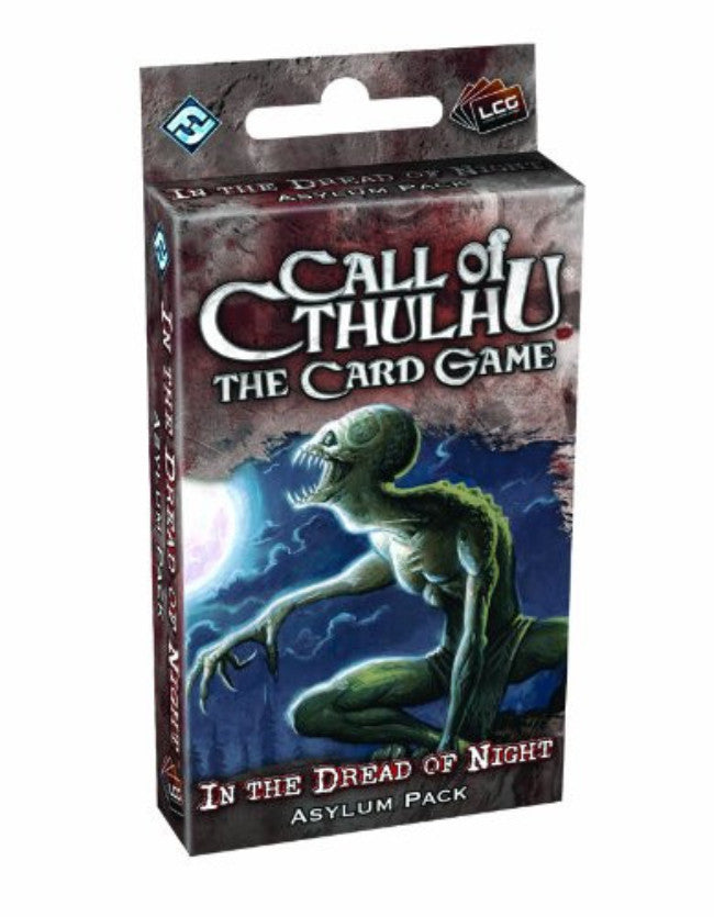 Call of Cthulhu LCG: In the Dread of Night Asylum Pack