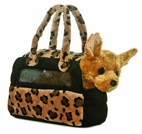 Aurora World Chihuahua Fancy Pals Purse
