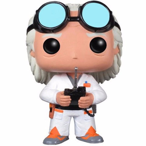 Funko POP! Movie : Back to the Future - Doc