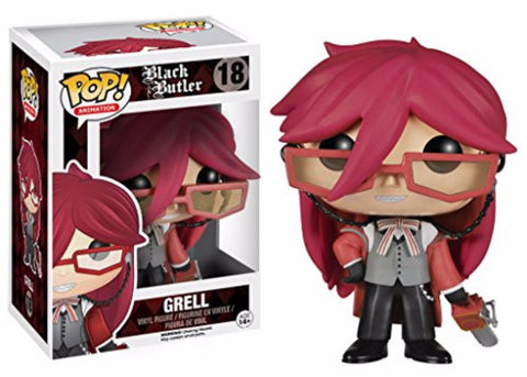 Funko POP! Anime: Black Butler -Grell