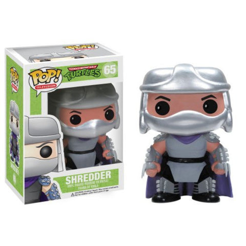 Funko POP! TV :Teenage Mutant Ninja Turtles – Shredder