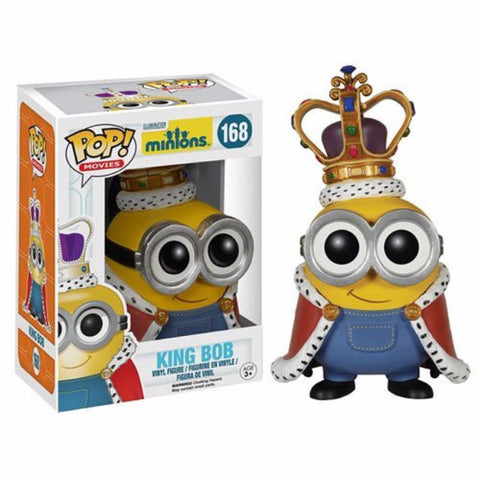 Funko POP! Movies: Minions - Minion King