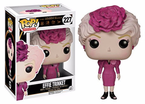 Funko POP! Movies: THG - Effie Trinket