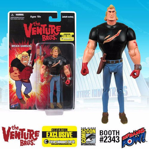 Venture Bros. -  Brock with Bloody Shirt