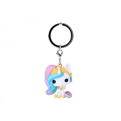 Funko POP! Keychain: My Little Pony Celestia