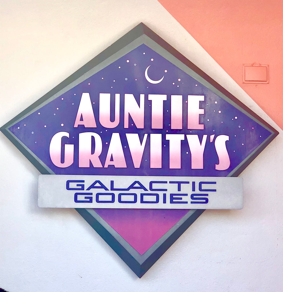 Auntie Gravity's Galactic Goodies Review - Magic Kingdom - Walt Disney World - April 29, 2019