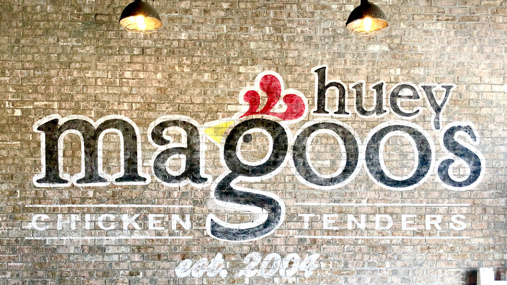 Huey Magoo's Chicken Tenders Review - Gardens on Millenia - Orlando, FL - May 13, 2019