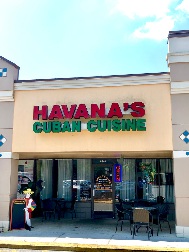 Havana's Cuban Cafe Review - Orlando, Florida - June 10, 2019