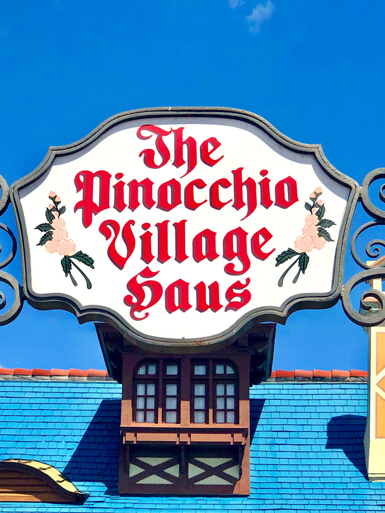 Pinocchio Village Haus review - Magic Kingdom - Walt Disney World - August 12, 2019
