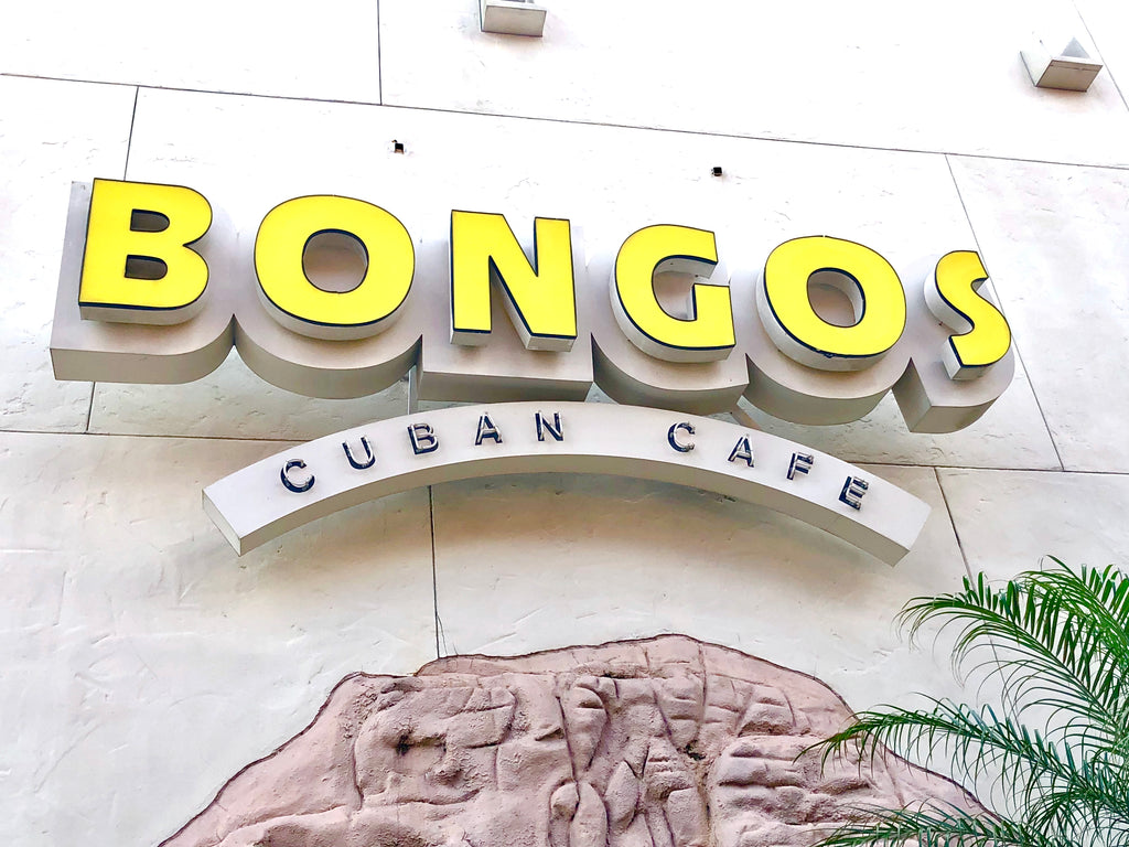 Bongos Cuban Cafe - Disney Springs - Review April 4, 2019