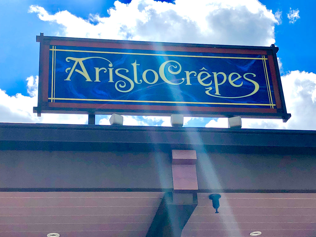 AristoCrêpes Review at Disney Springs Marketplace - May 9, 2019