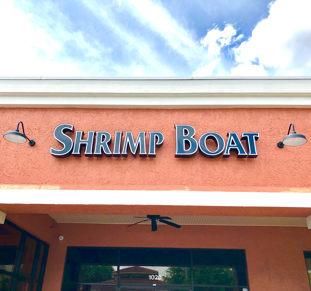Shrimp Boat Bar and Grill Review - Valrico, FL - April 10, 2019