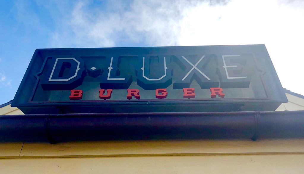 D-Luxe Burger Review - Disney Springs - Walt Disney World - May 27, 2019