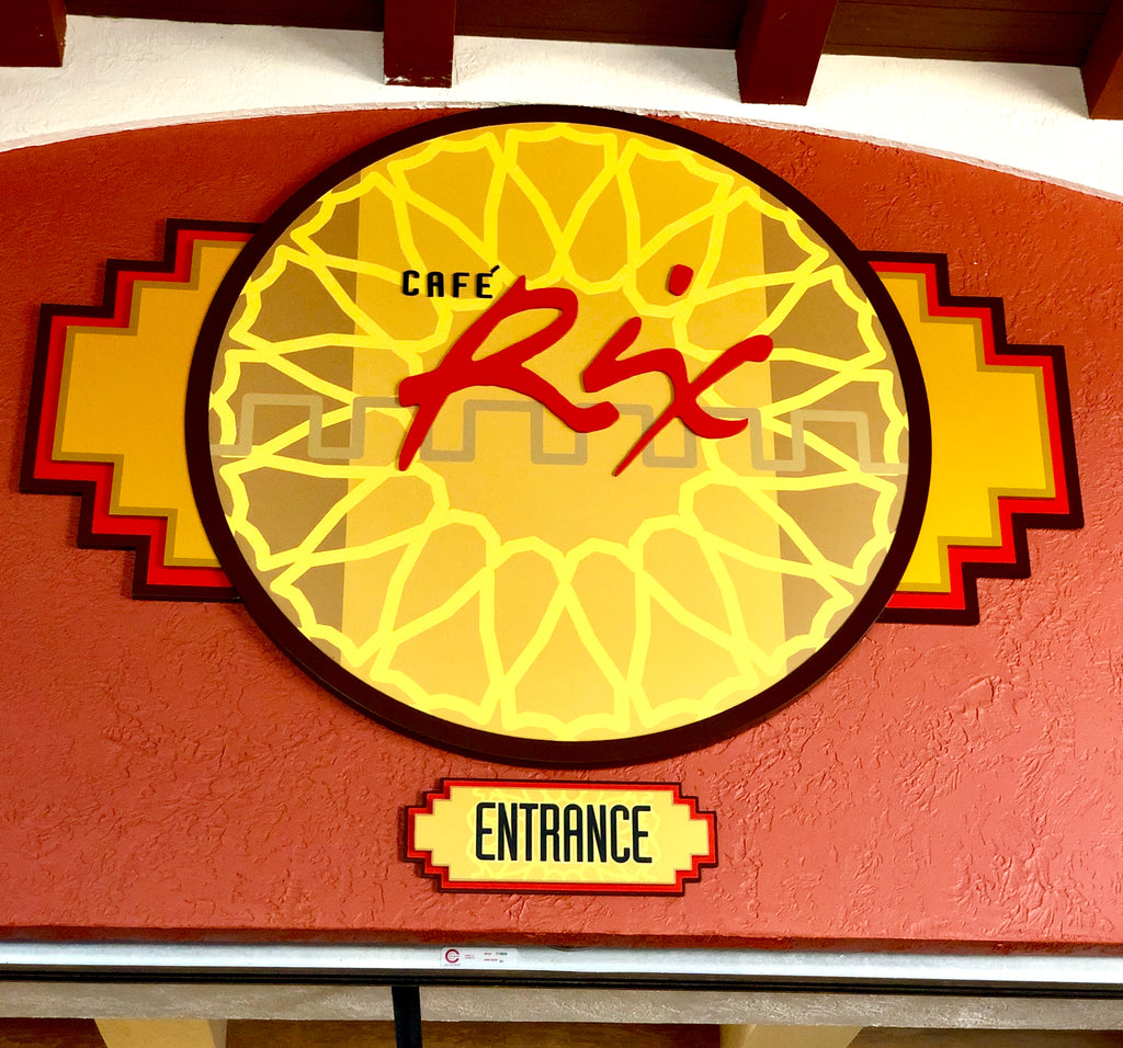 Café Rix Review - Coronado Springs Resort - Walt Disney World - April 22, 2019
