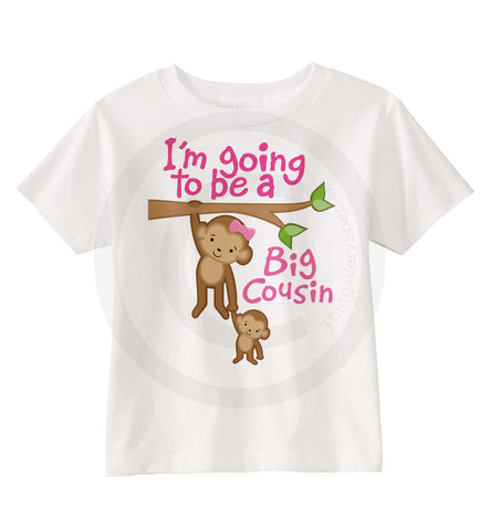 Monkey Big Cousin Shirt