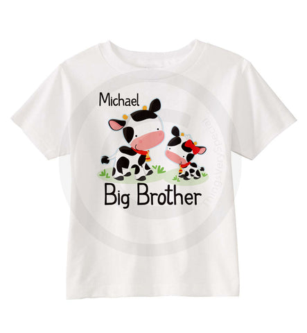 Cow Big Brother shirt