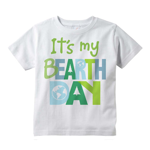 It's my BEarth Day T-shirt for April 22nd Birthdays 04052018c