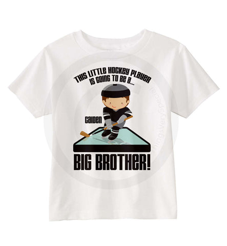 Hockey Big Brother Shirt