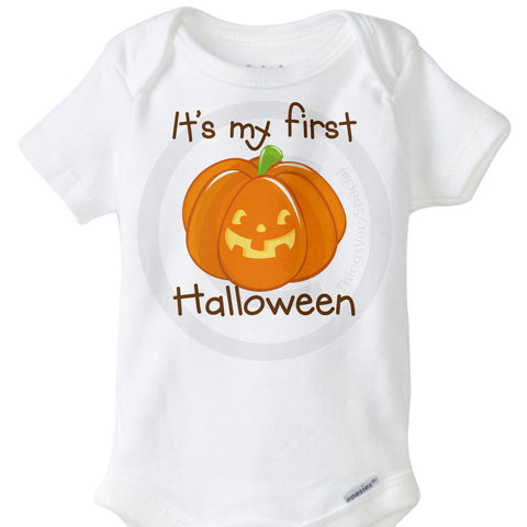 It's my First Halloween Onesie Bodysuit