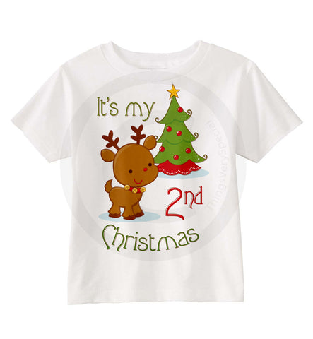 Second Christmas Shirt for toddlers 10032012b ThingsVerySpecial