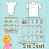 ThingsVerySpecial size chart