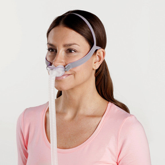 AirFit P10 Nasal Pillows CPAP Mask with Headgear