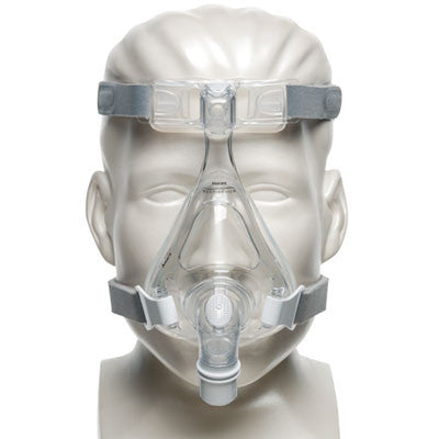 Amara SILICONE Full Face CPAP Mask