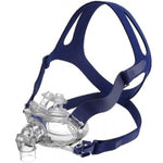Mirage Liberty Full Face CPAP Mask with Nasal Pillows and Headgear