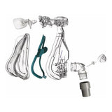 Mirage Quattro Full Face CPAP Mask with Headgear