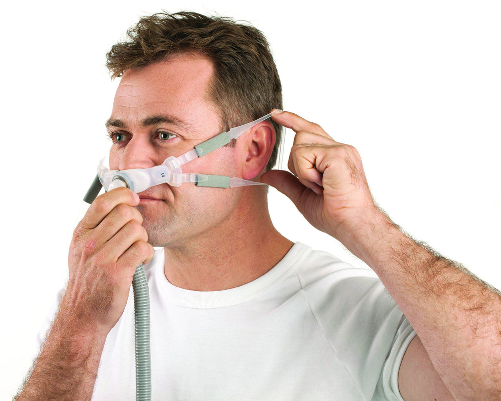 Swift FX Bella Nasal Pillows CPAP Mask with Headgear