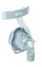 TrueBlue Nasal CPAP Mask WITHOUT Headgear