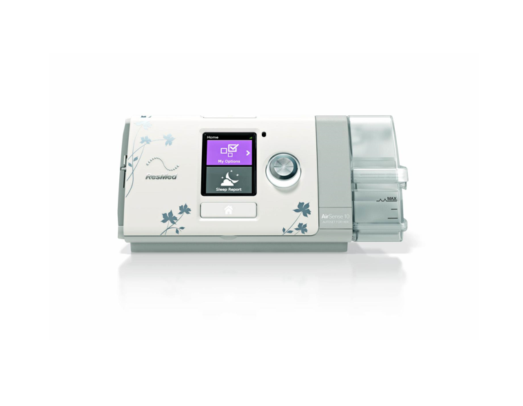 AirSense S10 Autoset For Her CPAP Machine with Humidifier