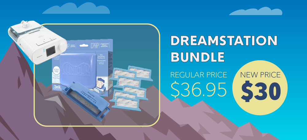 DreamStation Cleaning Bundle