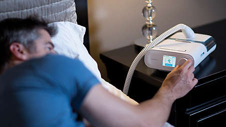 Dreamstation AFLEX CPAP Machine with Humidifier