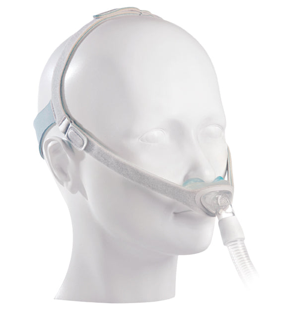 Nuance Gel Nasal Pillows CPAP Mask Fitpack with Headgear