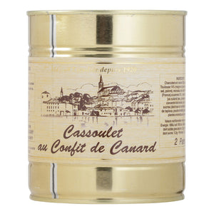 Cassoulet med Confiteret And, Escudier, 4/4, 840 gr