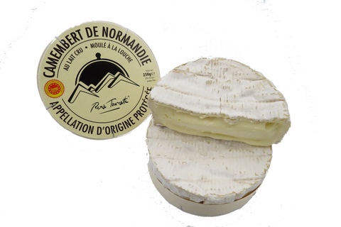 Camembert de Normandie AOP, 250 gr.