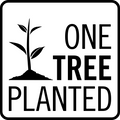 Proud Supporter of One Tree Planted