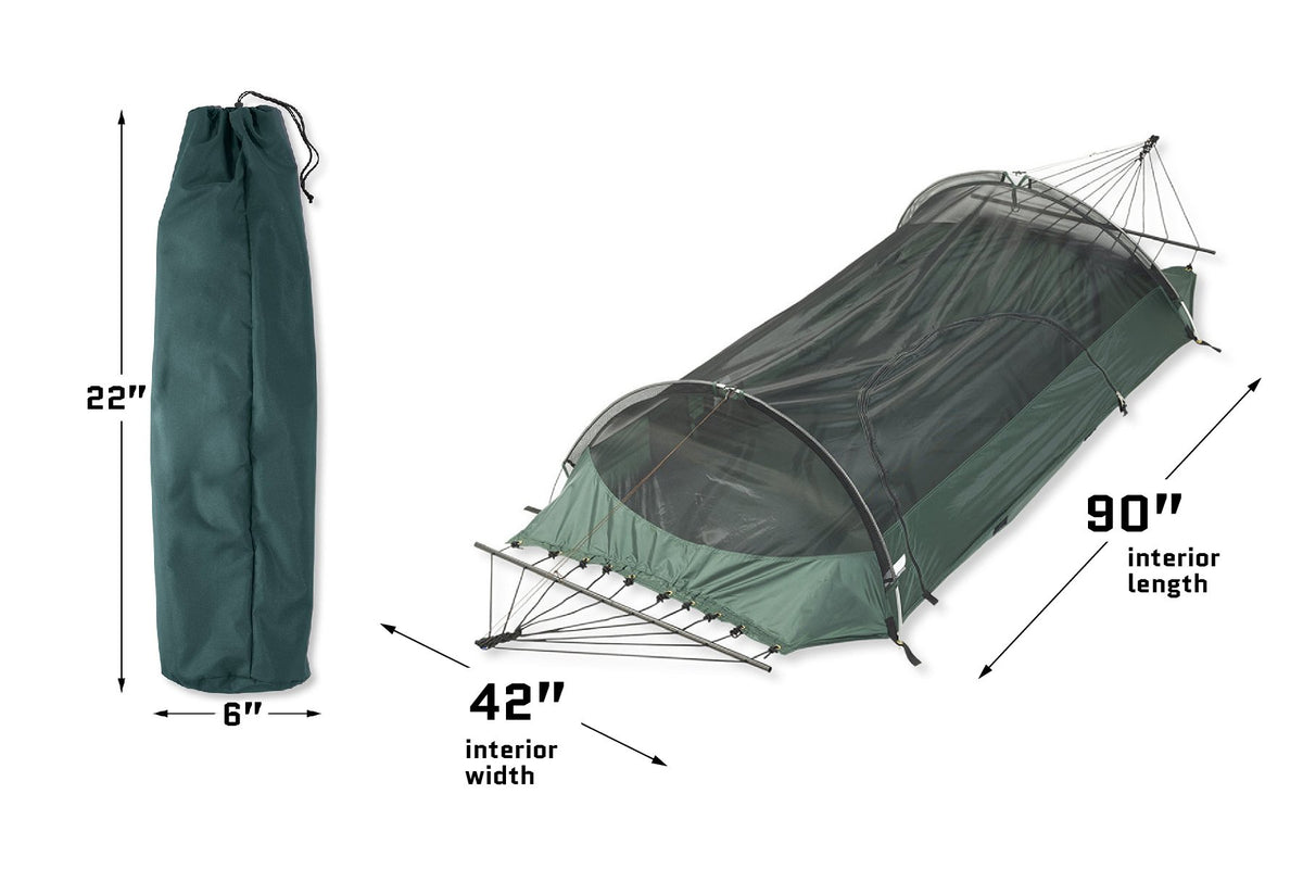Blue Ridge Camping Hammock Bundle