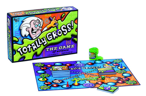 Totally Gross! The Game of Science