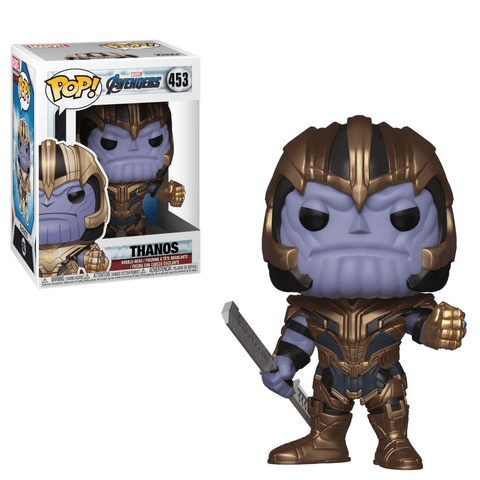 POP! Marvel Vinyl Figure: Thanos