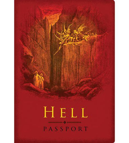 Pocket Notebook: Hell Passport