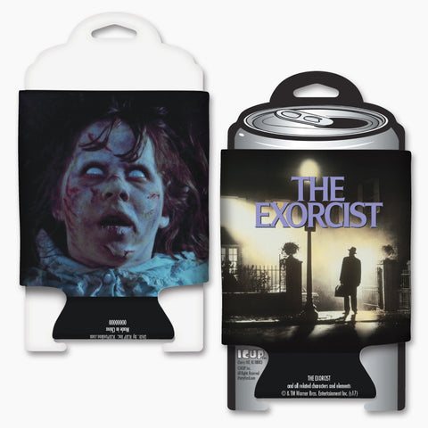 Can Cooler: The Exorcist Movie Poster