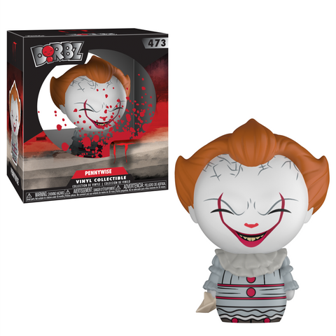 Dorbz Horror: Pennywise with Boat