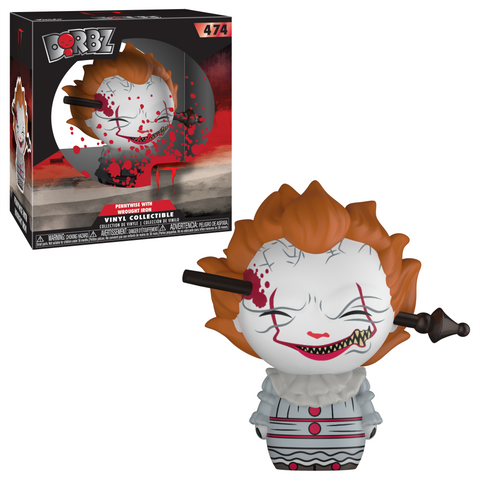 Dorbz Horror: Pennywise with Wrought Iron