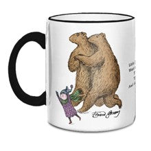 Edward Gorey Mug: Dancing Bears