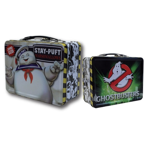Tin Tote: Ghostbusters - Stay Puft Lunch Box